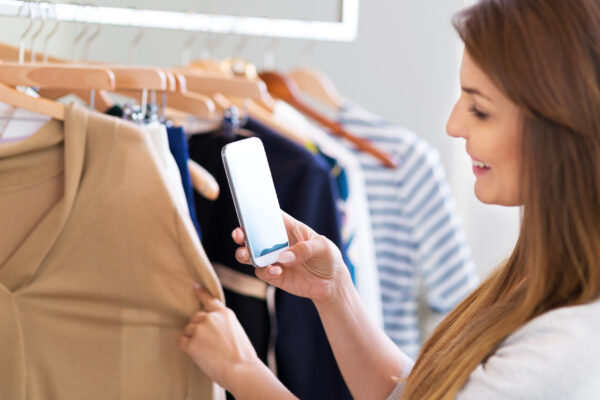 Manage stock from your mobile